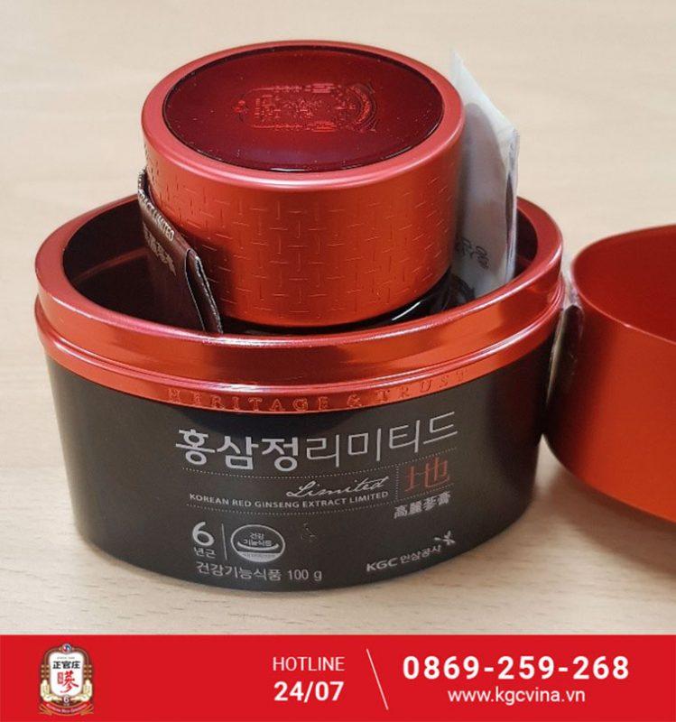 Tinh chất hồng sâm thượng hạng 100g - Cheong Kwan Jang