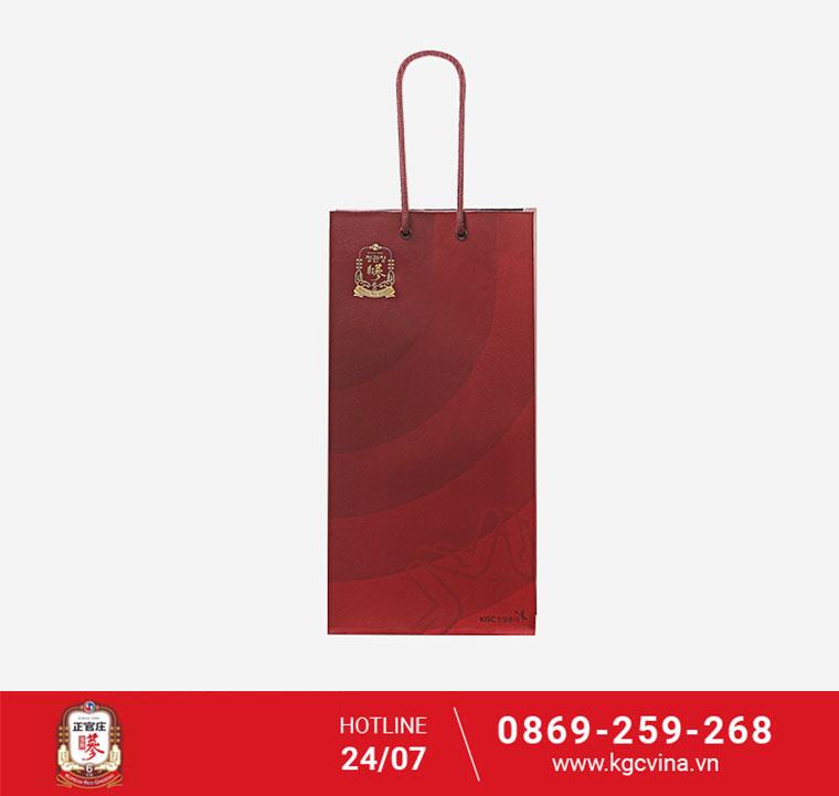 Túi đựng sang trọng cao hồng sâm thượng hạng KGC - kgcvina.vn
